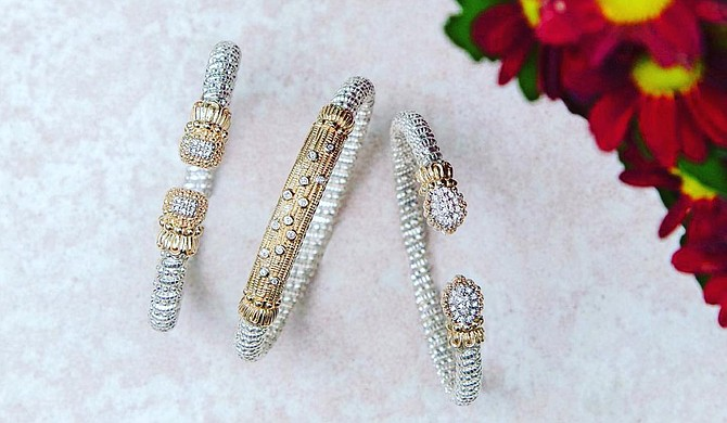 Beginning today, Monday, Nov. 9, Sollberger's is hosting a going out of business sale with up to 70% off on the shop's entire selection of diamond jewelry, loose diamonds, gold, precious gemstones and watches. Photo courtesy Sollberger's