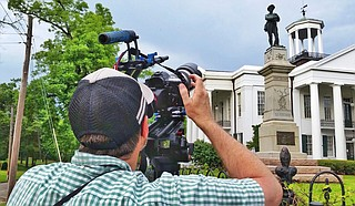 """""""Dear Johnny Reb"""" addresses the history and effects of Confederate statues in regard to Mississippi. Photo courtesy Philip Scarborough"""