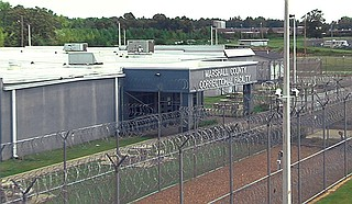 The Mississippi Department of Corrections and the Mississippi State Department of Health confirm the outbreak occurred at the Marshall County Correctional Facility in Holly Springs. Photo courtesy MDOC