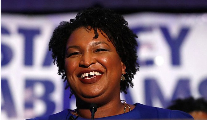 Stacey Abrams didn't retire from politics so that she could fade into obscurity and lick her wounds, columnist Duvalier Malone writes. She decided that she would keep her foot on the gas because she saw how close she had come to creating change in her home state of Georgia. Photo courtesy Stacy Abrams