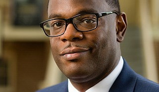 Thomas K. Hudson, the attorney who was interim president of Jackson State University the past nine months, has been hired for the permanent job. Photo courtesy JSU