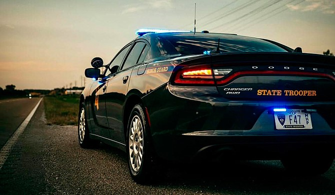 The Mississippi Highway Patrol said it will begin the 2020 Thanksgiving holiday travel enforcement period on Wednesday at 12:01 a.m. and end Sunday at midnight. Photo courtesy Mississippi State Troopers