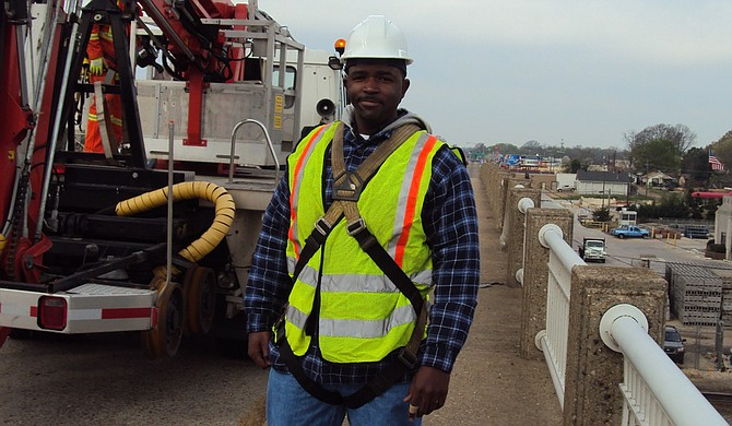 City of Jackson Public Works Director Charles Williams shares his ideas on improving its infrastructure profile. He urges patience from Jacksonians. Photo courtesy Charles Williams