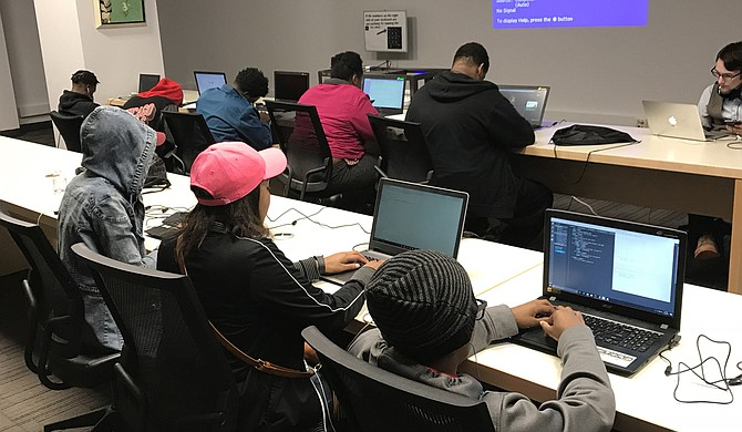 Mississippi Coding Academies recently received a grant from the United States Department of Agriculture to create a new program called TechShare, which will provide means for coders in remote areas to meet virtually with instructors from MCA's Jackson and Starkville locations. Photo courtesy Mississippi Coding Academies