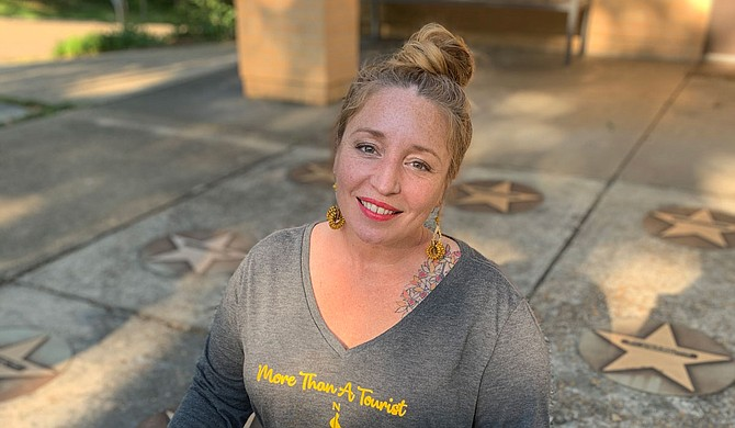 Mississippi native and travel enthusiast Jane Halbert Jones founded More Than a Tourist, LLC in 2011. The business focuses on advising individuals in their worldwide traveling goals and on state and local tours to showcase what Mississippi also has to offer residents and visitors alike. Courtesy Jane Halbert Jones
