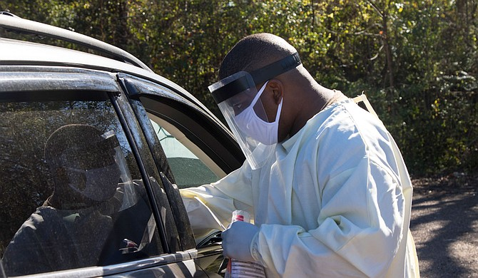As many Black residents in Mississippi remain doubtful about the benefits of taking a COVID-19 vaccine when available, more Black doctors are pushing for them to reconsider by getting immunized themselves. Army National Guard Photo by Spc. Christopher Shannon II