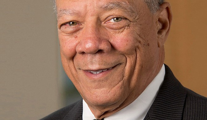 Former Mississippi Supreme Court Justice Reuben Anderson will serve as the keynote speaker for Mississippi State University's 27th annual Dr. Martin Luther King Jr. Unity Breakfast and Day of Service on Monday, Jan. 18. Photo courtesy Tougaloo College
