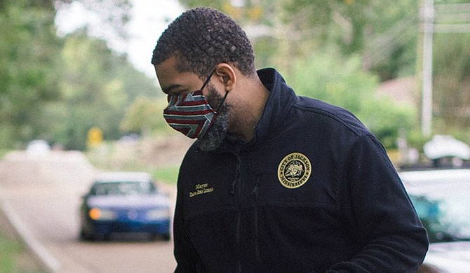 Mayor Chokwe A. Lumumba says is prepared to take the COVID-19 vaccine in public to encourage more Black people to participate. Photo courtesy City of Jackson