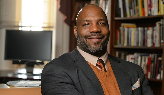 """Millsaps College is partnering with the Mississippi Center for Investigative Reporting, the Mississippi Book Festival and Lemuria Books to host """"Race in America,"""" a live conversation between journalists Jelani Cobb (pictured) and Calvin Trillin—who have both reported on civil rights for The New Yorker—tonight at 5:30 p.m. Photo courtesy Jelani Cobb"""