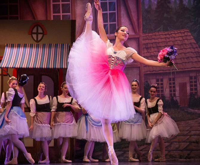 Photo courtesy Ballet Magnificat
