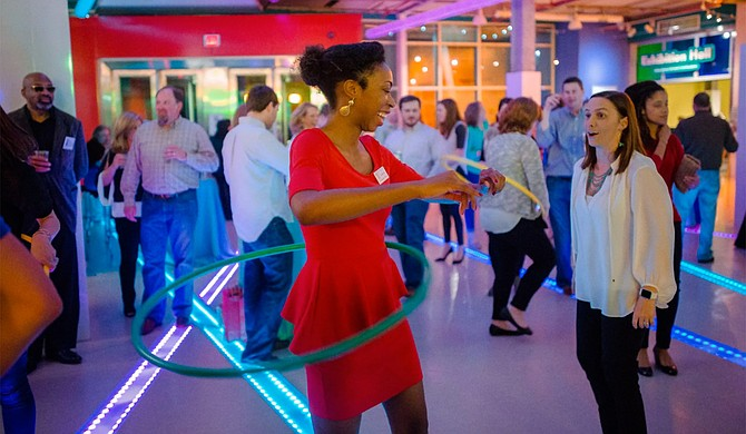 """The Mississippi Children's Museum recently announced that it will hold its annual fundraiser event, Ignite the Night, virtually for 2021. The virtual event, titled """"Ignite the Night, Celebrating the Years,"""" will take place on Saturday, Feb. 20. Photo courtesy Mississippi Children's Museum"""