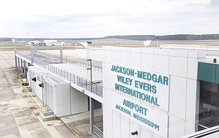 Mississippi's airports are receiving $11.6 million from the federal government to help with revenue lost due to the coronavirus pandemic. Photo by Imani Khayyam