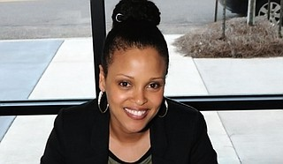 "Jesmyn Ward is an author and professor of creative writing at Tulane University. Ward, who grew up in DeLisle, received the National Book Award for her novels ""Salvage the Bones"" and ""Sing, Unburied, Sing."" File Photo by Trip Burns"