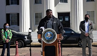 Jackson Director of Public Works Director Charles Williams said he plans to study why the back to back winter weather affected the city's water system on a large scale. Photo courtesy City of Jackson