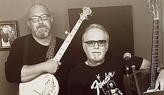 Local musicians Phillip Till and Robert Ferren aim to put on a nonstop, 31-hour performance to benefit Children's of Mississippi this March. Photo courtesy Till & Ferren