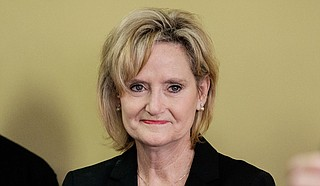 Republican Sen. Cindy Hyde-Smith of Mississippi is facing criticism for saying people should avoid political activities on Sundays to keep the Sabbath holy—an idea that Hyde-Smith, herself, has not always followed. Photo by Ashton Pittman