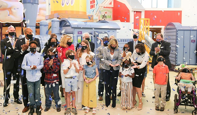 The Mississippi Children's Museum in Jackson opened its first satellite museum in Meridian on Saturday, March 27. Photo courtesy Mississippi Children's Museum Meridian