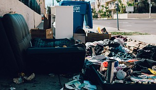 Homeless people could be hired to help cleanup massive illegal dump sites in the capital city, Jackson's mayor said. Photo by Jiroe on Unsplash