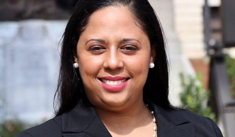 """One of the bill's sponsors, Democratic Rep. Zakiya Summers of Jackson, said Wednesday that she hopes Reeves will sign the bill into law. She said it would help bring """"dignity and respect"""" to women facing difficult circumstances. Photo courtesy Zakiya Summers"""
