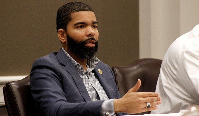 Mayor Chokwe A. Lumumba said providing $500,000 for more Hinds County sheriff's deputies to work in Jackson is a misdirection of funds. File Photo by Stephen Wilson