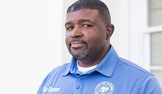 Public Works Director Charles Williams explained Tuesday, April 13, 2021, at the Jackson City Council meeting that repairing two non-functioning membranes at the O.B. Curtis Water Treatment plant will enhance water supply in the city. Photo courtesy City of Jackson