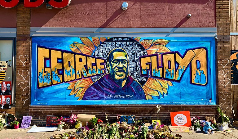 Former Minneapolis Officer Derek Chauvin was convicted Tuesday of murder and manslaughter for pinning George Floyd to the pavement with his knee on the Black man's neck in a case that touched off worldwide protests, violence and a furious reexamination of racism and policing in the U.S. Photo by Jean Beller on Unsplash