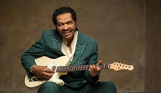 An ordinance to rename Ellis Avenue to Bobby Rush Boulevard, in honor of the two-time Grammy winning Bluesman, was introduced at Tuesday's Jackson City Council meeting, WLBT-TV reported. Photo courtesy Rick Olivier