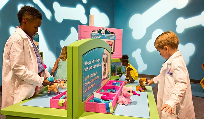 "The Mississippi Children's Museum will begin hosting a new exhibit based on Disney Junior's Peabody Award-winning television series ""Doc McStuffins"" on Saturday, May 22. Photo courtesy Mississippi Children's Museum"