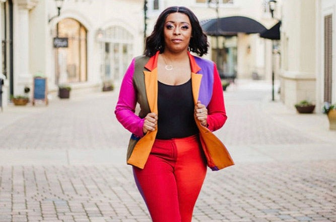 TaLyla Cogbill founded her business, All Businesses Prosper Group, in December 2020 in Northpark Mall. Photo courtesy TaLyla Cogbill