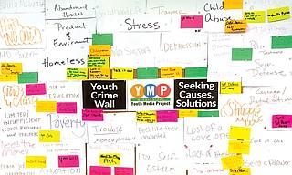 Photo courtesy Youth Media Project