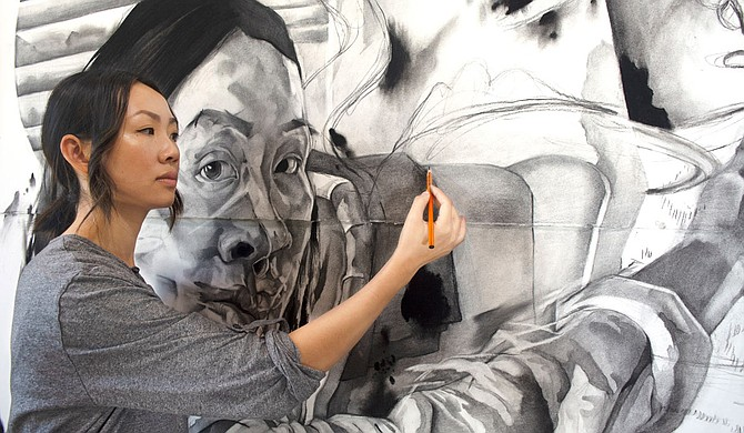 Mississippi State University assistant professor of drawing Ming Ying Hong will represent Mississippi in the 2021 Southern Prize and State Fellowships awards. Photo courtesy MSU