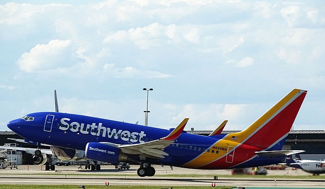 Southwest Airlines serviced Jackson from 1997 to 2014, when an expiring federal law made Jackson uncompetitive as a service point. With the pandemic waning, Southwest is once again looking to fly in and out of Jackson. Photo by Miguel Ángel Sanz on Unsplash