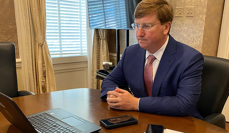 Mississippi Gov. Tate Reeves on Tuesday announced nine nominations to three boards that govern public education from kindergarten through college. Photo courtesy Tate Reeves