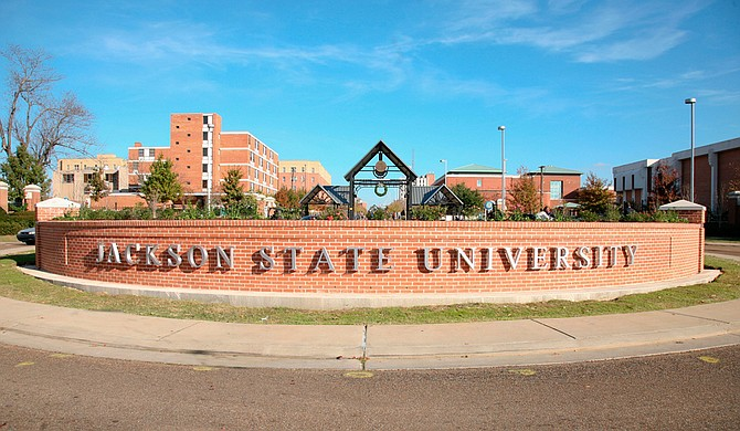 Jackson State University is providing free vaccines for Jackson residents and its students. Almost 900,000 Mississippians are now fully vaccinated, with almost 2 million people receiving at least one dose to date. Photo courtesy JSU