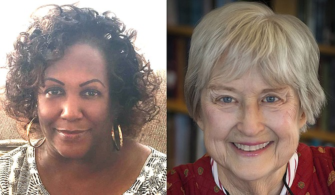 Professional certified genealogist Elyse Hill (left) and historian Frances O. Robb (right) will lead sessions during the E.O. and Betty Templeton Genealogy and History Fair, and MSU Libraries faculty will host workshops on genealogy topics. Photo courtesy MSU