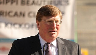 Mississippi Gov. Tate Reeves announced May 10 that Mississippi will opt out of the $300-a-week federal supplement for people who lost their jobs during the COVID-19 pandemic, as well as other programs that offered extended support for the unemployed. Photo courtesy Tate and Elee Reeves