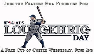 """In honor of the inaugural Lou Gehrig Day on Wednesday, June 2, Broad Street Baking Company in Jackson is hosting an event in which speaker Katrina Byrd will hold a conversation on """"Lou Gehrig's Disease"""" with free coffee for visitors. Photo courtesy Broad Street Baking Company"""