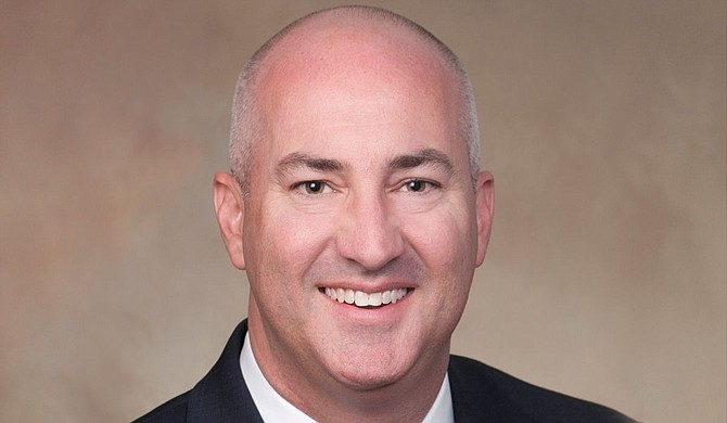 Gov. Tate Reeves' chief of staff, Brad White, has been appointed to lead the Mississippi Department of Transportation. Photo courtesy Brad White