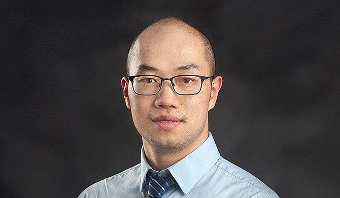 Kun Wang, an assistant professor with joint Mississippi State University appointments in the Department of Physics and Astronomy and the Department of Chemistry, recently became one of 51 university-employed scientists nationwide to receive $750,000 in funding from the United States Department of Energy Office of Science Early Career Research Program as part of DOE's early career awards. Photo courtesy MSU