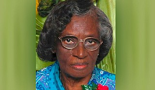 Martha White, a Black woman whose actions helped launch the 1953 bus boycotts in Louisiana's capital city, has died. She was 99. Photo courtesy Associated Press