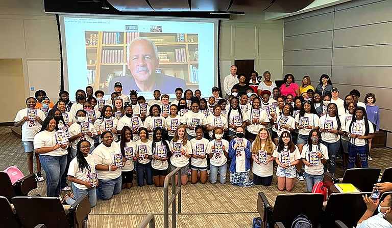 Mississippi State University is currently hosting its Advanced STEM Summer Preparatory Program. Nearly 100 Mississippi high school students from 13 rural districts are taking part in the program, which is currently in its second week. Photo courtesy MSU