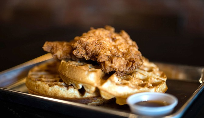 Carlton Brown, a Jackson-born resident of Houston, Texas, plans to open a new restaurant in south Jackson called Hattie's Chicken and Waffles, LLC by July 23. Photo courtesy Miguel Dominguez on Unsplash