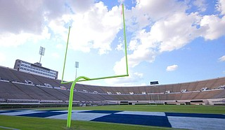 In April of this year, state lawmakers have proposed the possibility of Jackson State University building a new stadium to replace the Veterans Memorial Stadium, which the Historically Black University has owned for a decade. Photo courtesy JSU