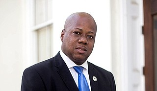 Ward 6 Councilman Aaron Banks, at the City Council meeting on Tuesday, July 6, suggested that the City can turn an old youth detention center downtown Jackson into a misdemeanor holding facility. Photo courtesy City of Jackson