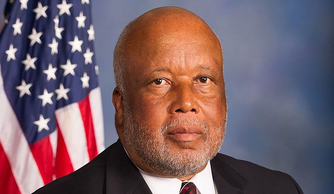 Democratic Rep. Bennie Thompson is the only Black member of Mississippi's four-person House delegation, and he was the only of the four to vote in favor of mandating removal of Confederate statues. Photo courtesy U.S. House of Representatives