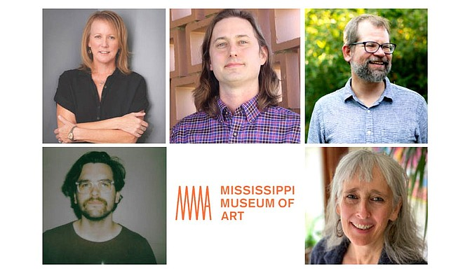The Mississippi Museum of Art has invited four alumni and a faculty member from the University of Southern Mississippi to take part in the 2021 Mississippi Invitational exhibition. Photo courtesy USM