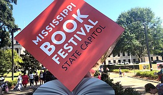 The seventh annual Mississippi Book Festival will take place on Saturday, Aug. 21, at the State Capitol Building and grounds in Jackson from 9 a.m. to 5 p.m. The event is free and open to the public. Photo by Amber Helsel