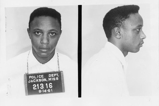 New Orleans native and activist George Raymond was integral in getting Black people registered to vote in Canton, Miss., and he was an important but lesser-known figure during Freedom Summer in Mississippi during the 1960s. Photo courtesy MDAH
