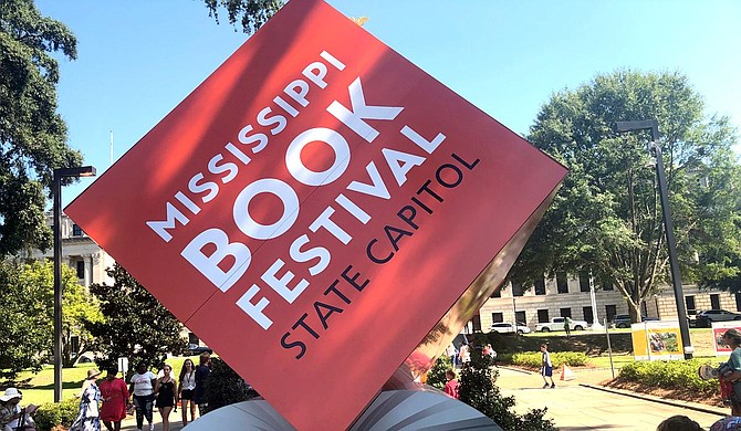 The annual literary festival features panel discussions, book signings and sales, food trucks and more. Photo by Amber Helsel