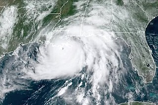Northern District Public Service Commissioner Brandon Presley said that, as of this morning, 124,000 Mississippians have lost power in the wake of Hurricane Ida's slow ascent through the Magnolia State. For many, dangerous conditions, winds and flooding will continue. Photo courtesy MEMA